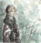 Winterlady green by Sariei