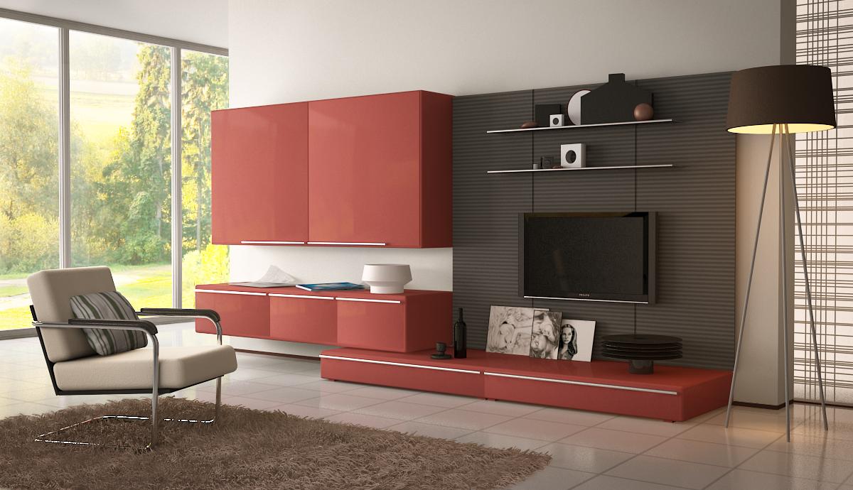 3d Room Interior Design By Lady Dara On Deviantart