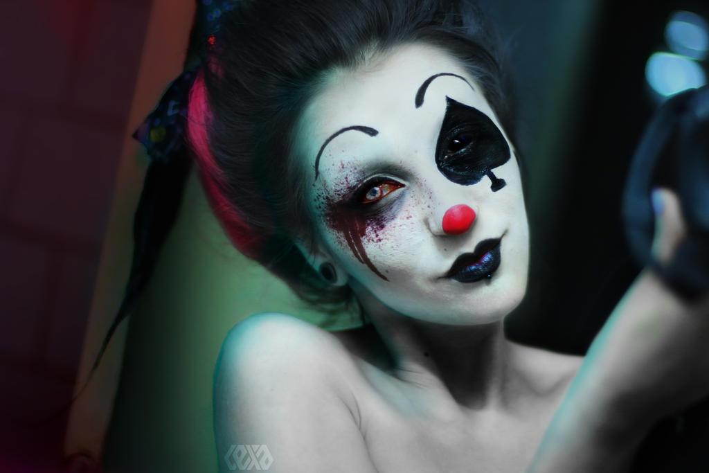 queen of black hearts by psychicLexa