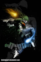 color dance by denisignart