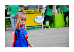 Anaknya Superman by denisignart