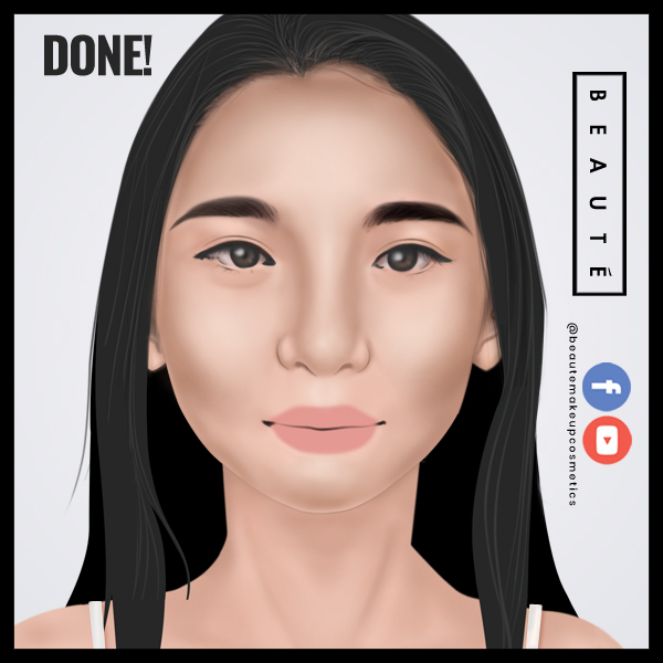 How to contour in 60 secs Done by 3demman