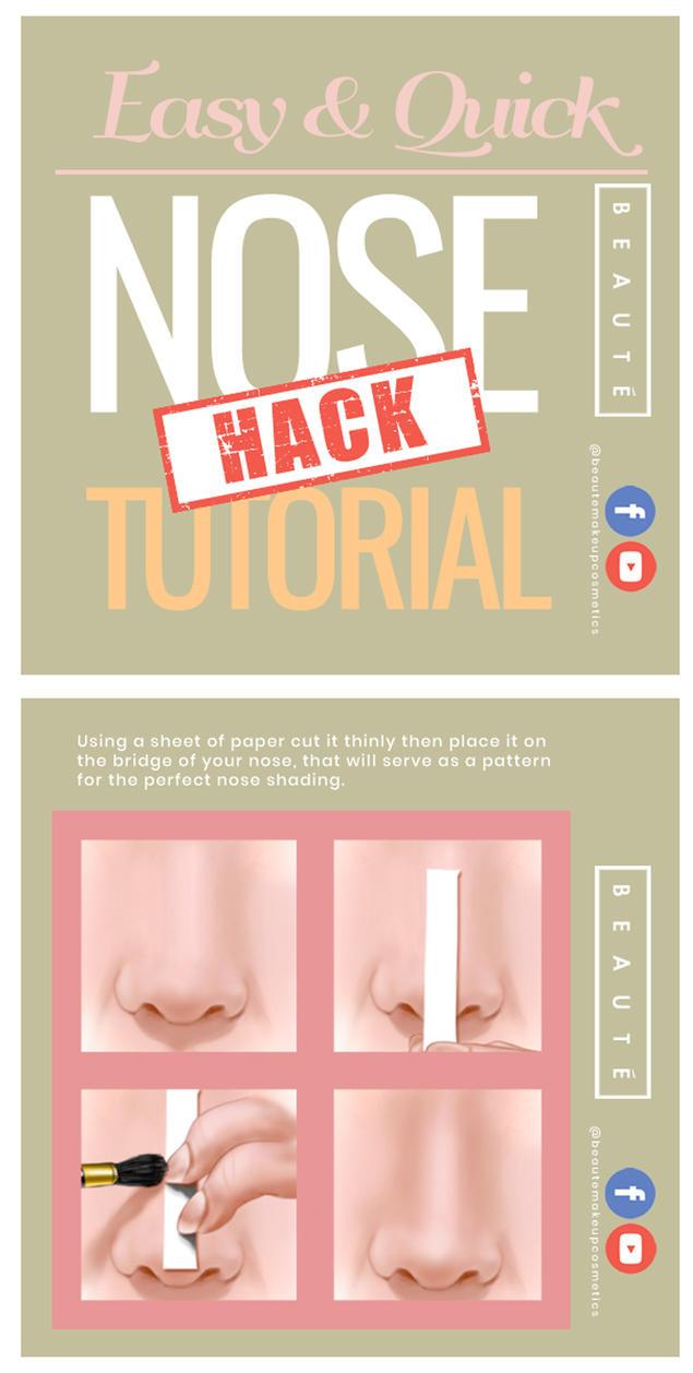Nose Hack Tut by 3demman