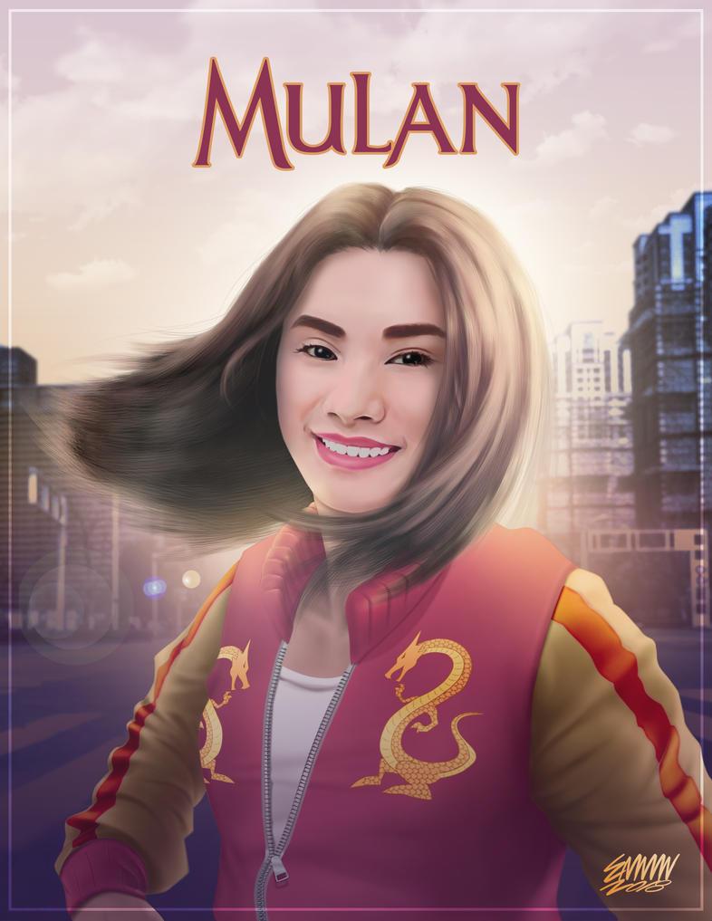 Mulan by 3demman