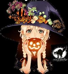 render halloween by springkolors