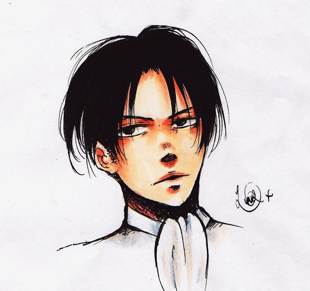 Levi heichou by katita-chan