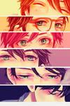 Shishio Satsuki -Eyes