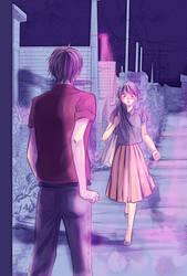 KNT Kaze y sawako