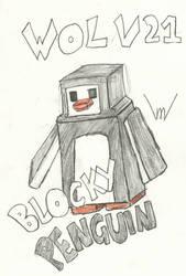 Wolv21: Blocky Penguin