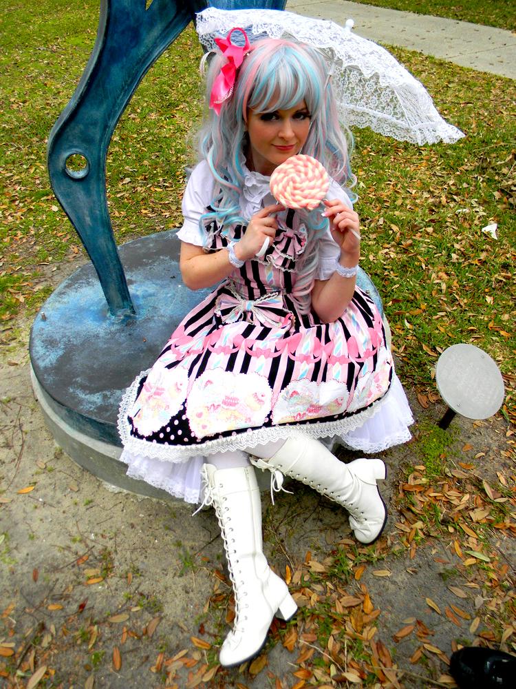 Lolita Lolipop by miyumiyuchancosplay