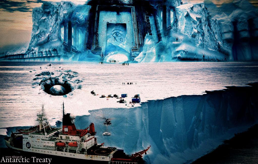 Antarctic Treaty by The-ALLSTARR