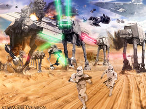 Starwars Invasion