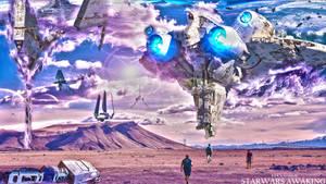 Starwars Awaking