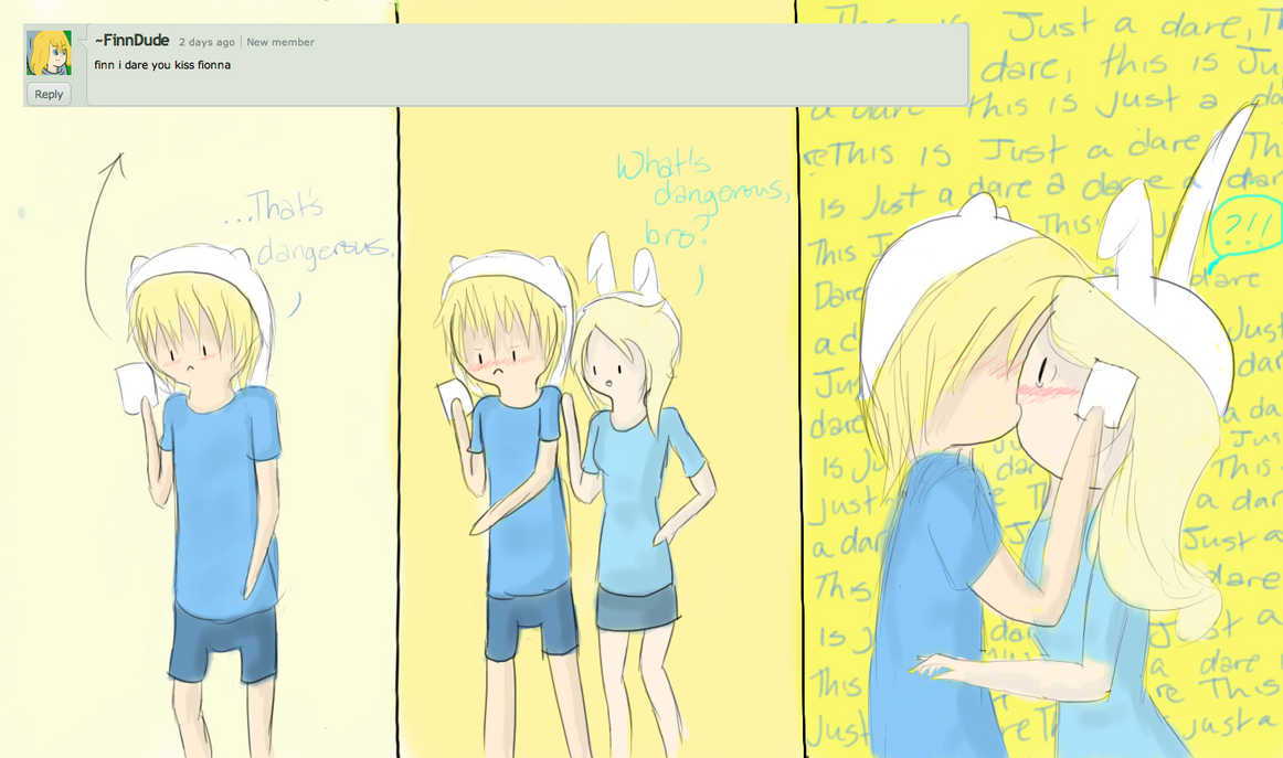 finn x fionna fanfiction - photo #13