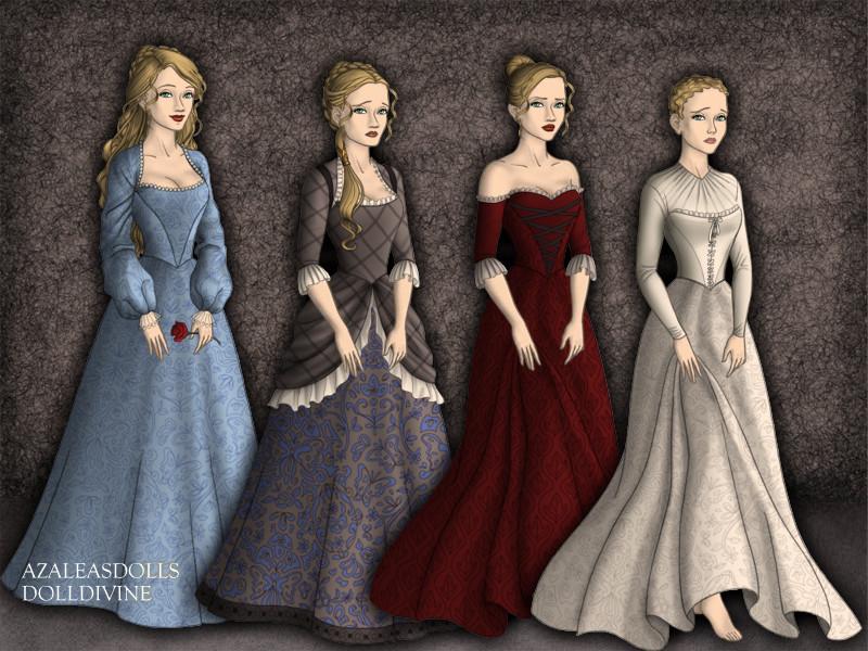 Fantine by Katrina-Von-grim