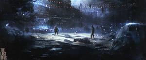 The Last Of Us Fanart  by goliatgashi