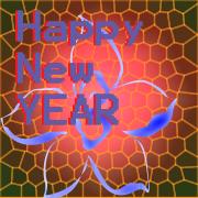happy new year by dark-haine