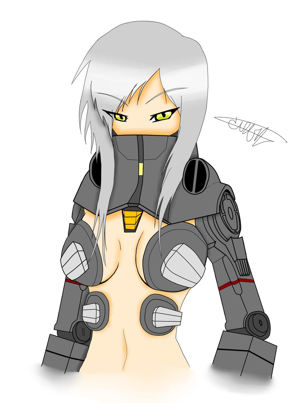Pacific Rim JaegerGirl: CHERNO ALPHA by CrazyNat2012 on ...