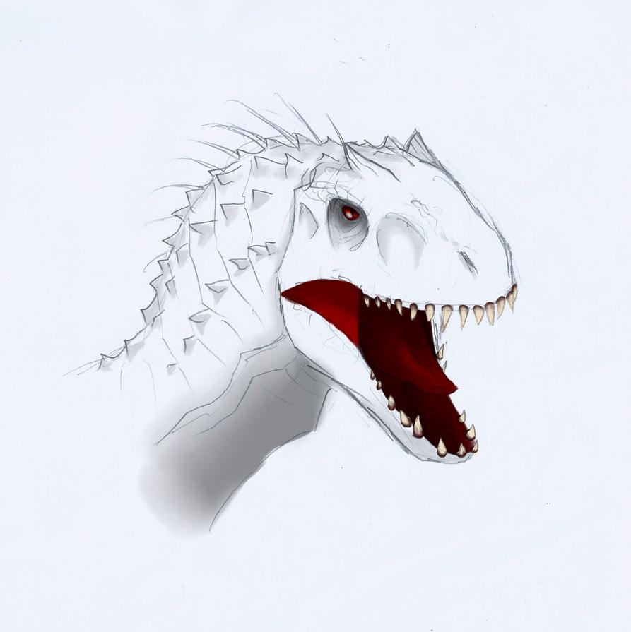 Indominus Rex by CrazyNat2012