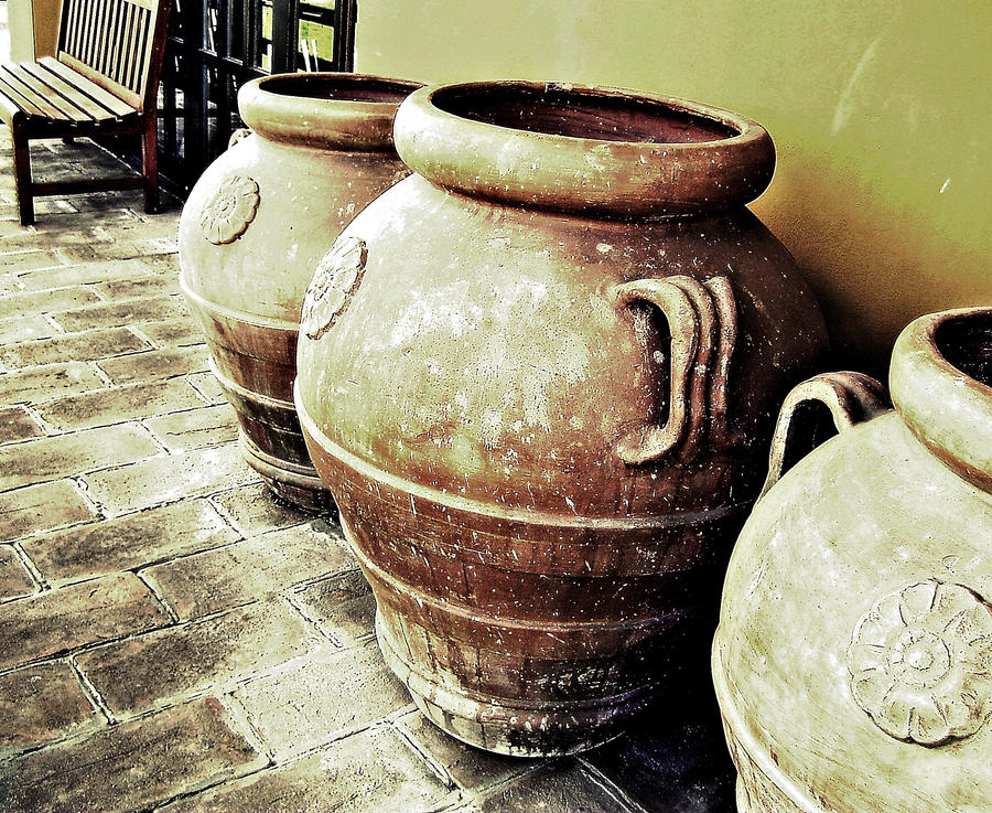 Huge Vases By Diamaus On Deviantart