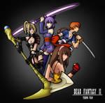 DF II: Tecmo Girls