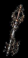 Keyblade: Night Star by isaiahjordan