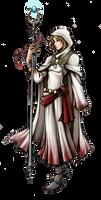 Dissidia: White Mage of Light
