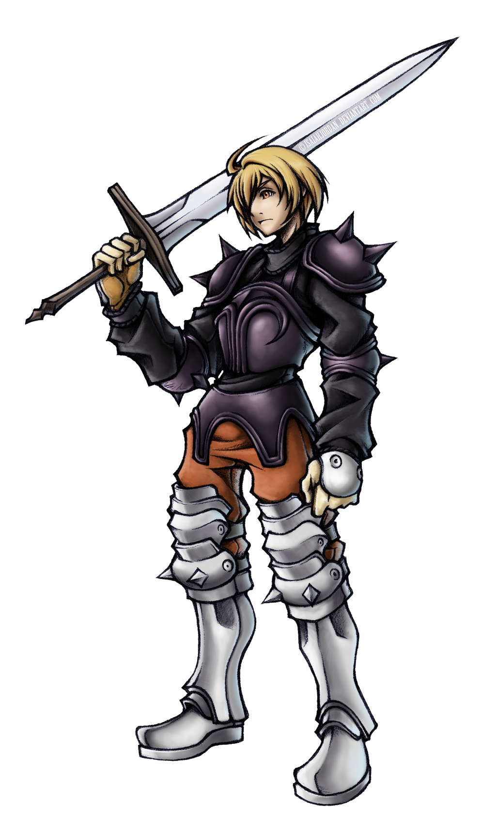 [WoTL] Conditions for Learning Ultima : finalfantasytactics
