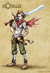 Novalis: Male Character