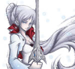 RWBY - White Is Cold