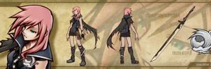 Storm Rider - Lightning Returns: FF XIII by isaiahjordan