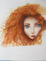 Merida by Sophia756