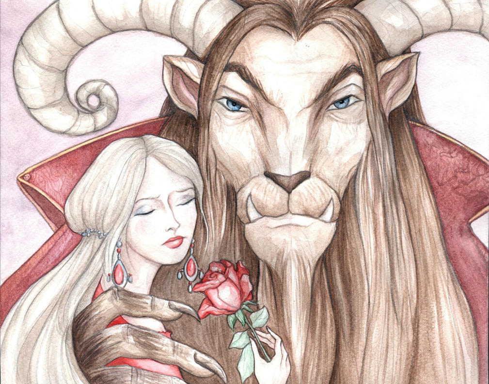 Beauty and the Beast by Sophia756