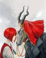 Mahou Tsukai no Yome by fcnjt