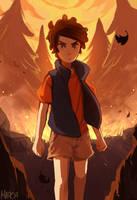 FireBoy by m-arci-a