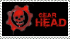 Gears of War Stamp by FlippinPhil