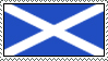 Scotland Flag by FlippinPhil