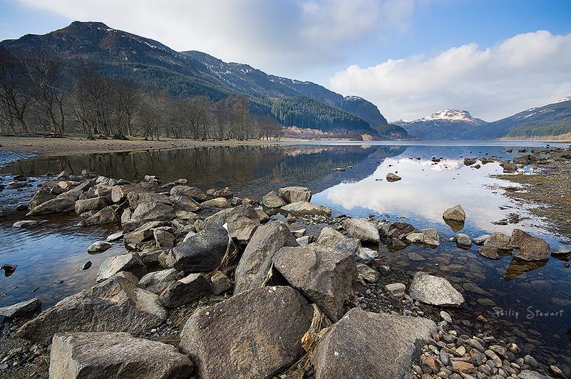 Loch Lubnaig by FlippinPhil