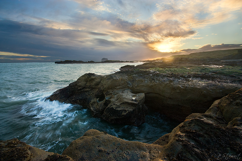 North Berwick II by FlippinPhil