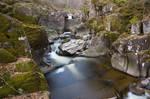 Bracklinn Falls by FlippinPhil