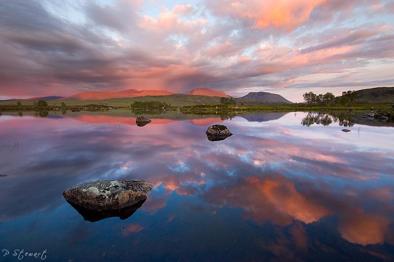 Rannoch Moor by FlippinPhil