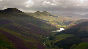 Pentland Peaks by FlippinPhil