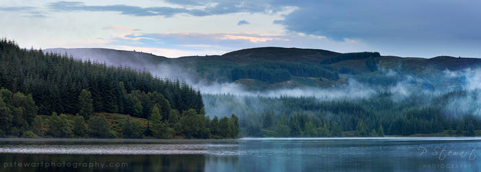 Loch Drunkie by FlippinPhil