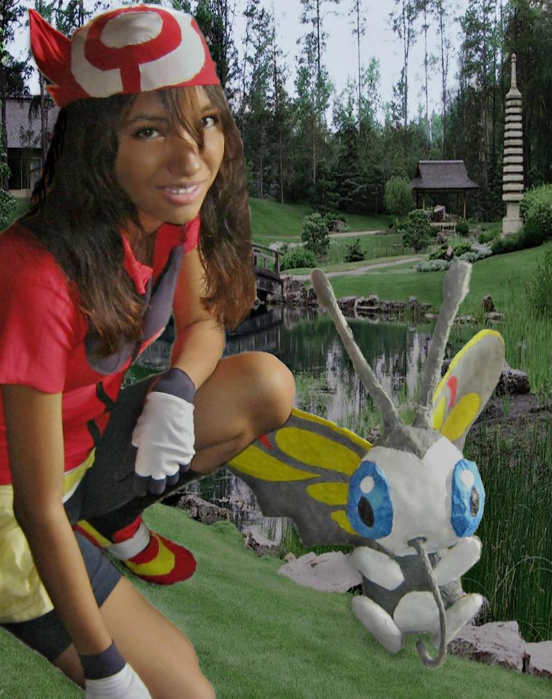Pokemon May Cosplay Images | Pokemon Images