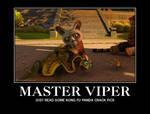 Kung Fu Panda Master Viper
