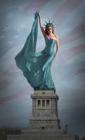 Statue of Liberty (Aussie style) by kclemas
