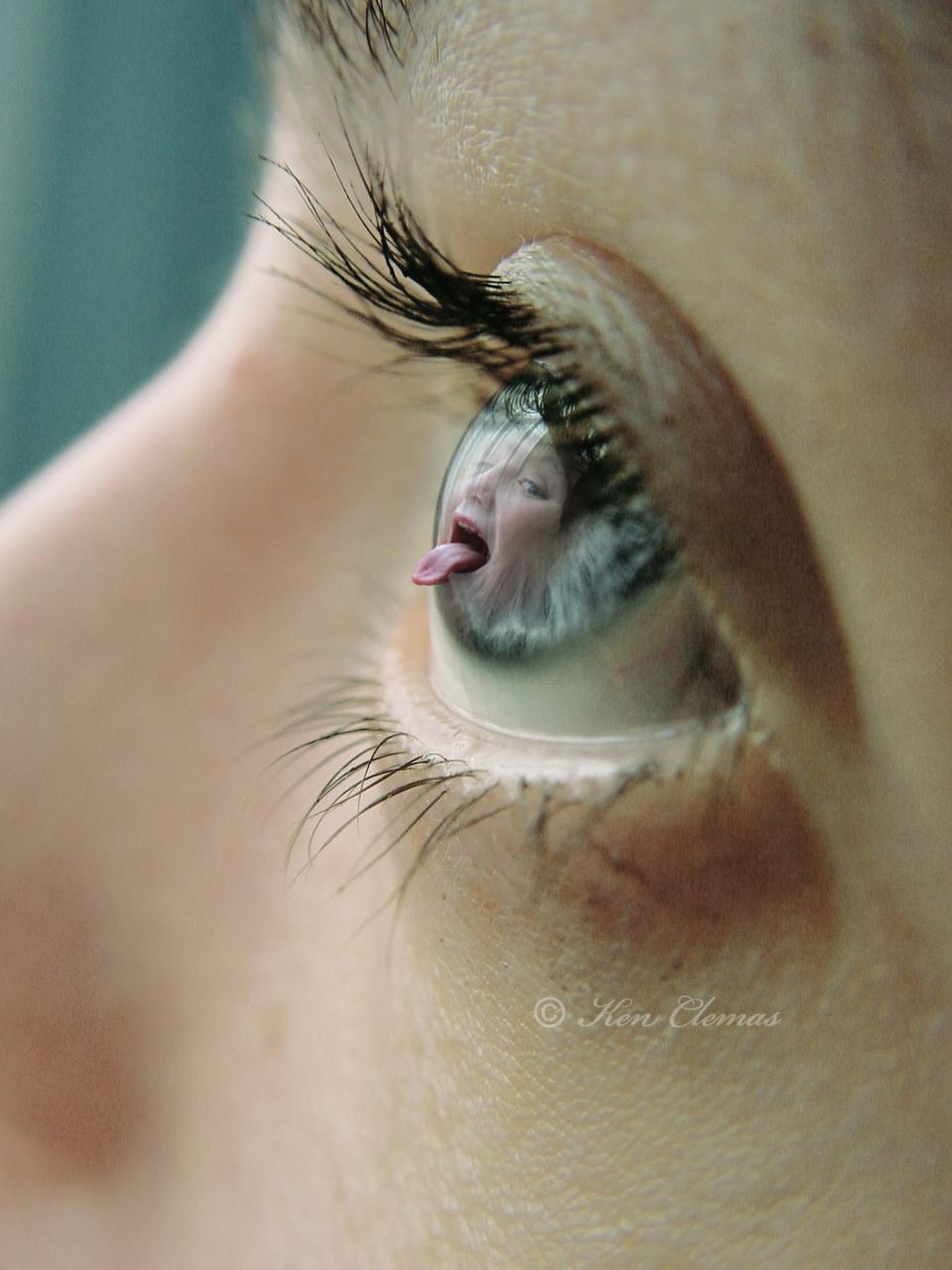 Tyler eye by kclemas