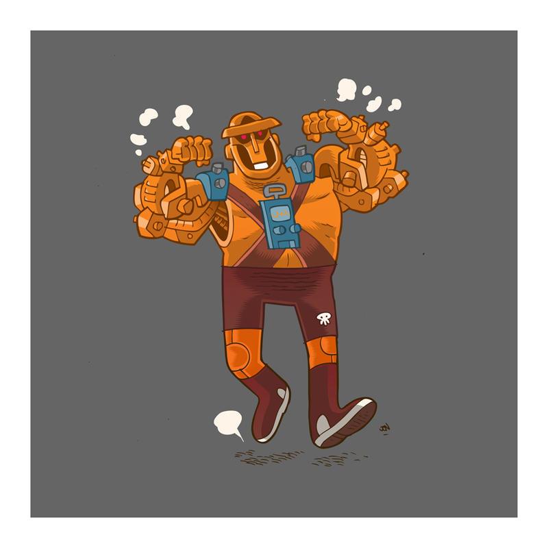 DoomPatrol Robotman sm by CalamityJon