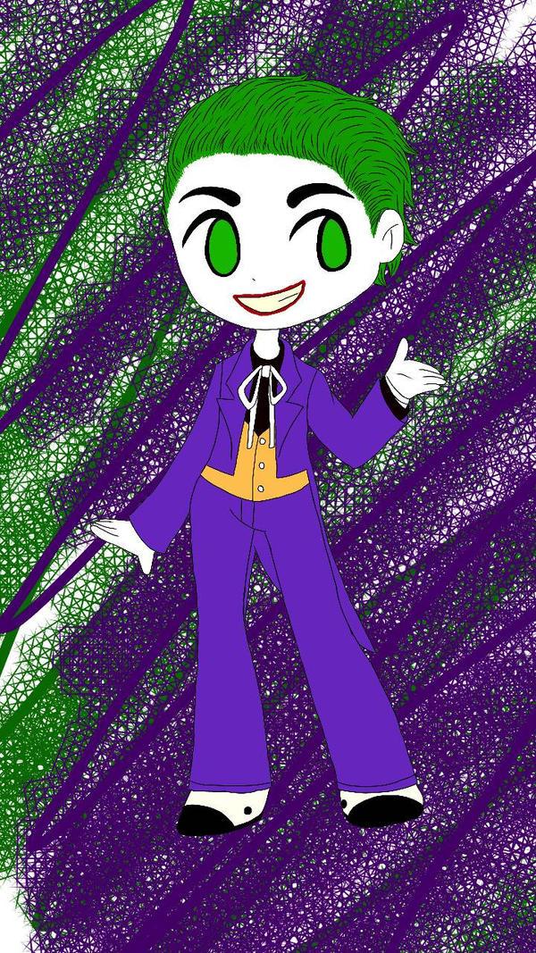 joker by tmntgirl4318