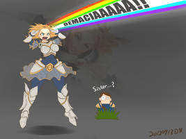 Lux's New Ultimate by Nestkeeper